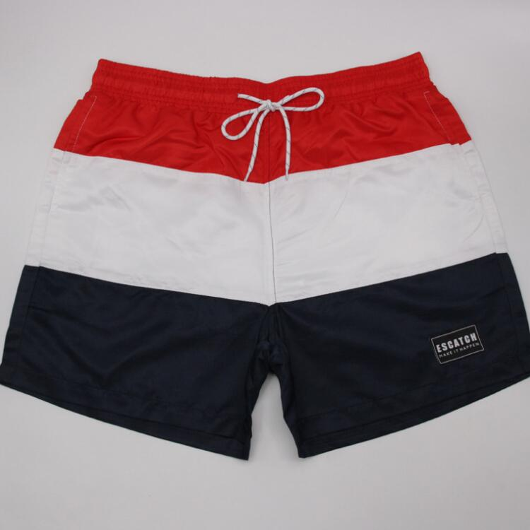 Stock 4Colors Sexy Men's Grateful Board Shorts Swim Trunks
