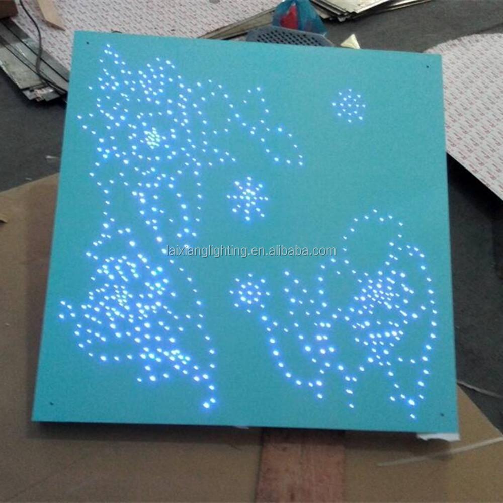 Sparkle cielo stellato in fibra ottica soffitto luce dando gli ...