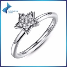 new 925 sterling silver ring jewelry wholesale