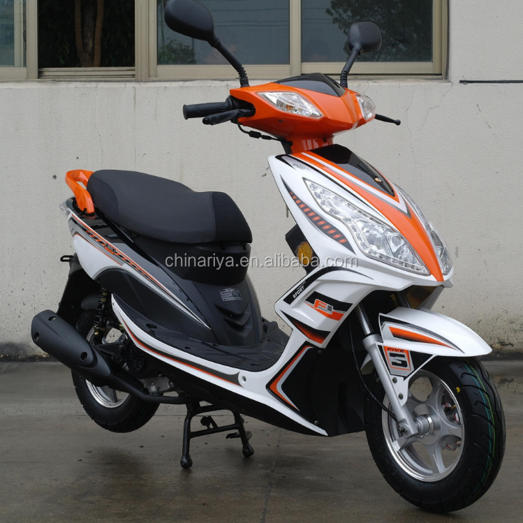 LUCAS-2 50CC 4 Stroke Gas Scooter Gas Scooter con CEE