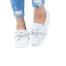 Bow-tie Casual Shoes Korean Version School Lazy Single Shoes