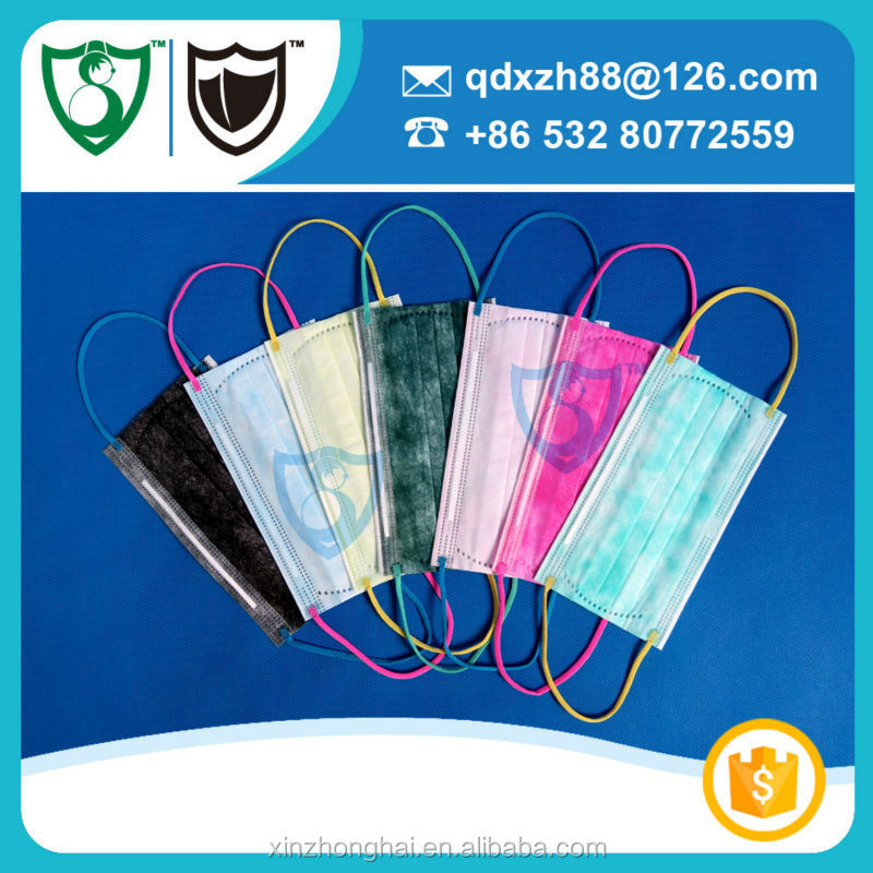 Outdoor products disposable fishing microfiber face mask