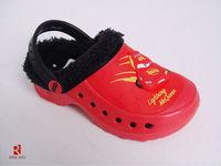 New design children summer beach flip flops