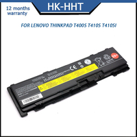 Rechargeable laptop battery for Lenovo ThinkPad T400S T410S T410SI