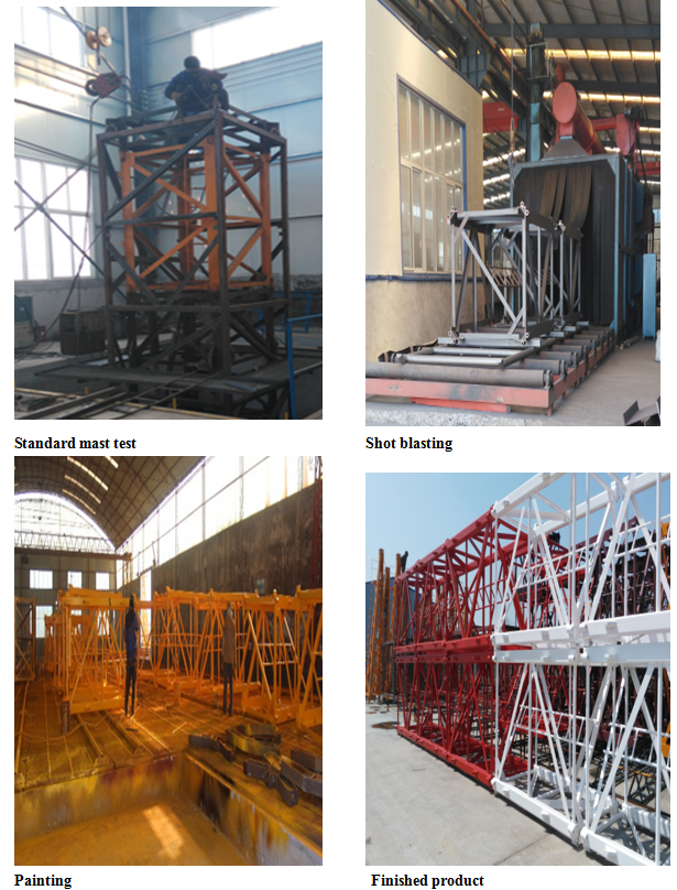 4ton Load Capacity Building Used Top Sky Tower Crane - Buy Top Sky Tower  Crane,Building Tower Crane,4ton Top Sky Tower Crane Product on Alibaba com