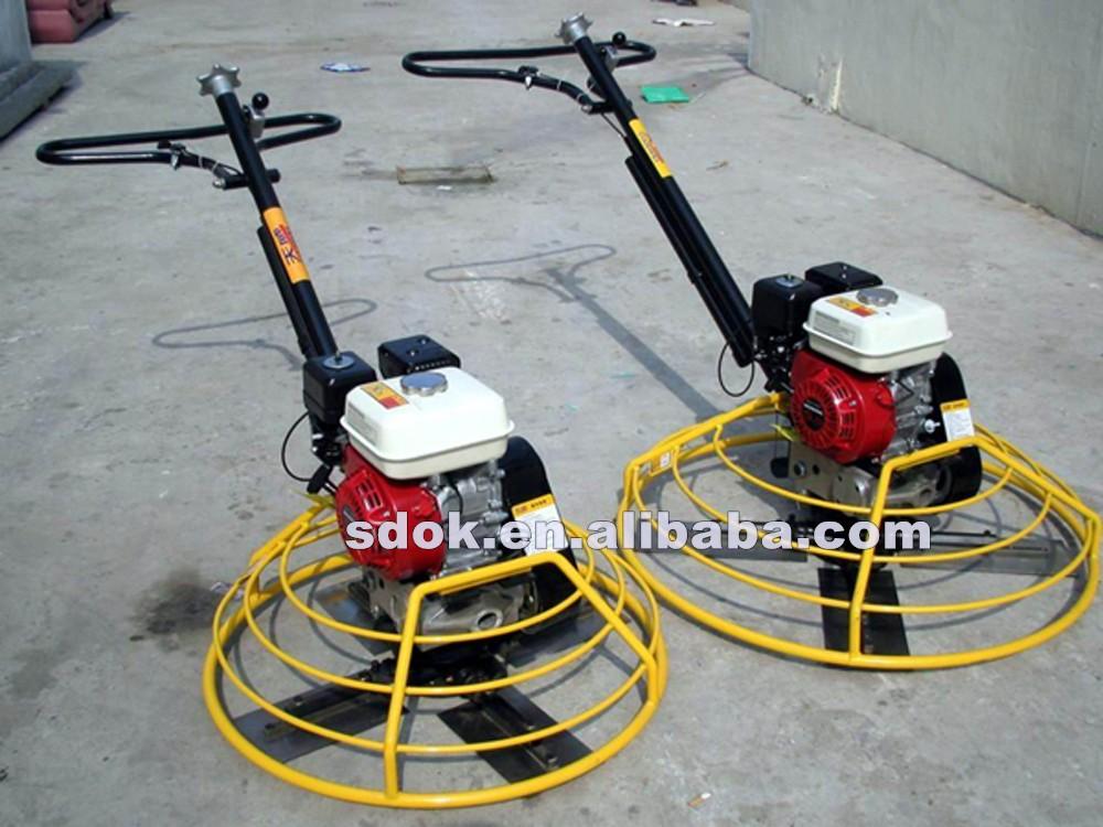 floor finishing machine