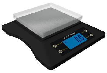 Escali Arti Digital Glass Kitchen Scale