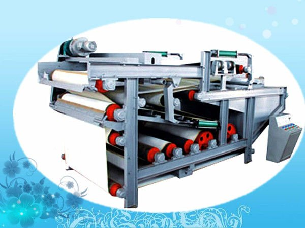 slurry dewatering machine,model HD series for paper processing/best value machine for paper plant