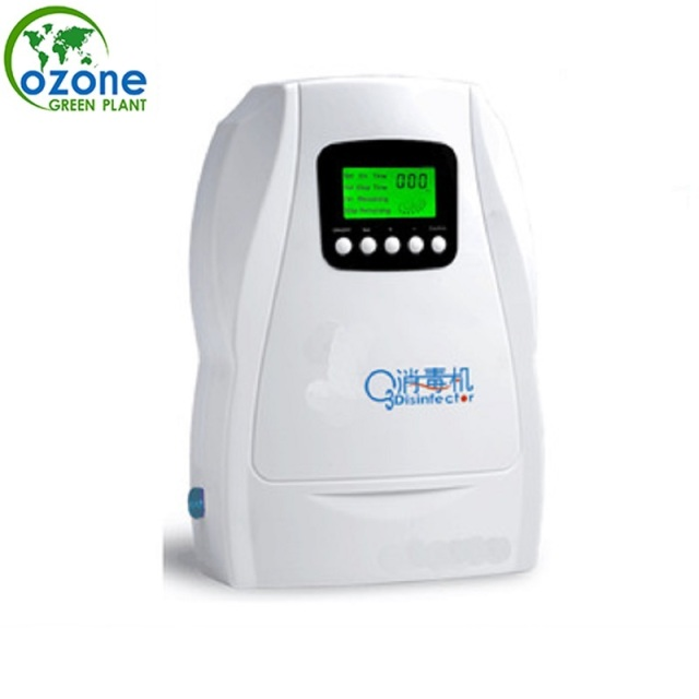 500mg portable room home Ozone air purifier air cleaner for car