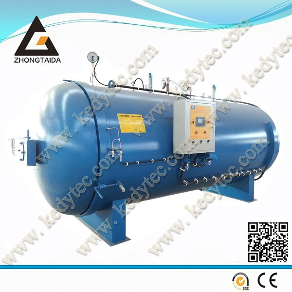 Vacuum Pressure Wood Treatment Equipment