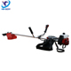 Factory price grass cutting 2 stroke petrol brush cutter