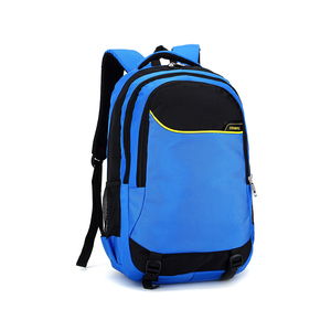 Korea Style High Capacity Oxford school backpack for kids 2016