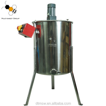 Multi-sweet supplies 6 frame radial honey extractor centrifugal beekeeping tool electric honey extractor