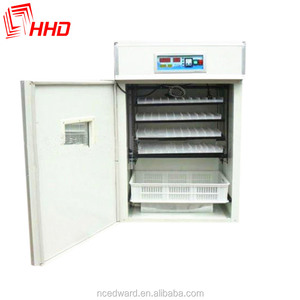 HHD CE Automatic Small Chicken Eggs Incubator sale With Free EGG testing candle(352 eggs)