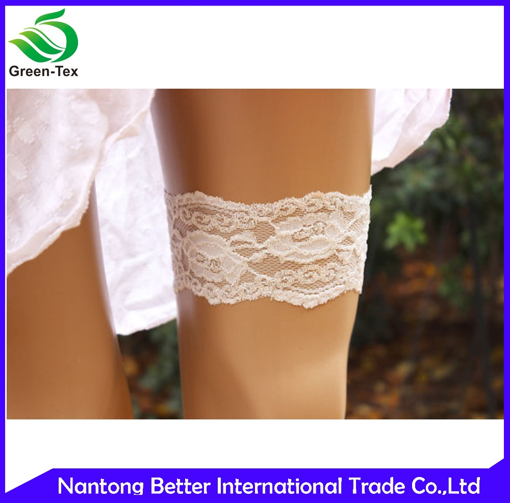Cheap Wedding Leg Belt Custom Lace Garter