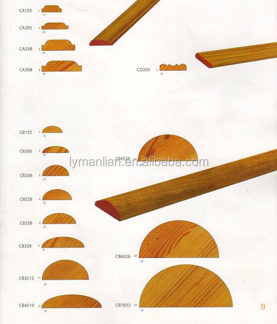 Ceiling Wood Trim Wooden Mouldings