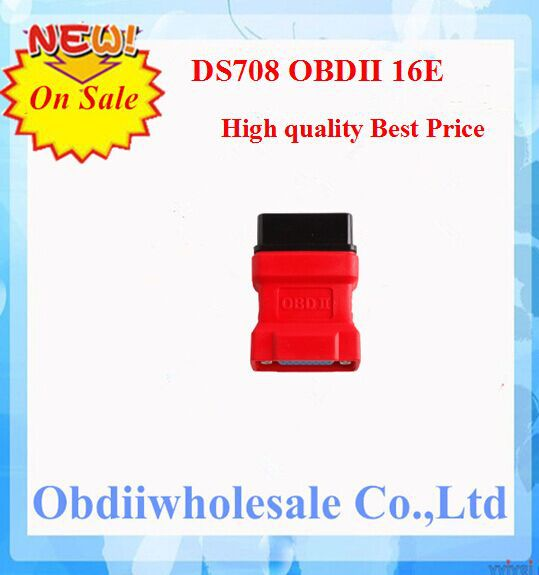 Autel MaxiDas DS708 OBD DS708 OBD-16PIN коннектор профессиональный DS OBDII 16E с