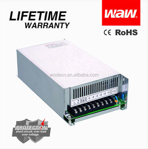 Power source 500W S-500 24V LED driver