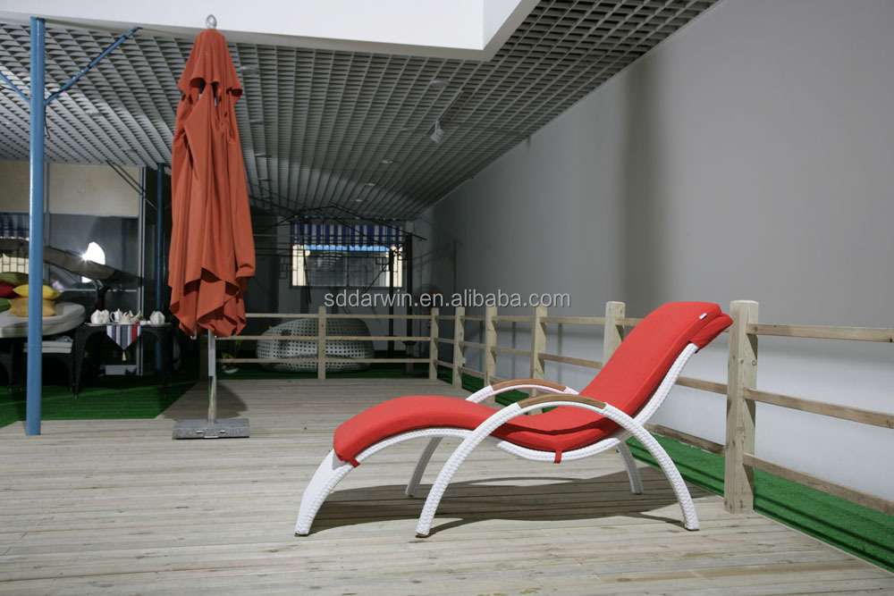Outdoor Swimming Pool Lying Chair Sun Chaise Lounge SV-19