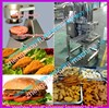 FACTORY PRICE HOT manual frozen burger patties machine/automatic many shapes fish finger machine