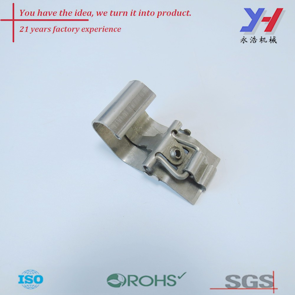 OEM ODM Customized Stainless Steel Industrial Catch/Precision Door Hardware  Fitting