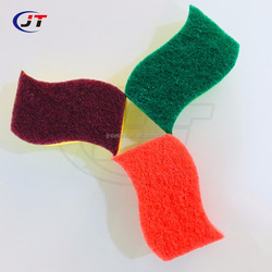 Colorful Kitchen Cleaning Sponge Dish Scrubber