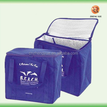 Customized Insulated Lunch Bag For Waterproof Cooler Tote Disposable Bags