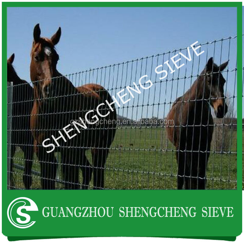 Cheap Galvanized Horse Fence Cattle Panels For Sale Cattle Wire Mesh ...