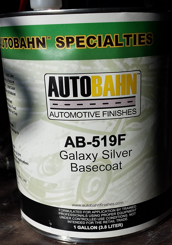 Buy Galaxy Silver Basecoat Urethane Auto Body Shop