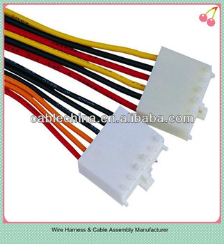 4pin 2 0mm molex replacement automotive wiring cable harness