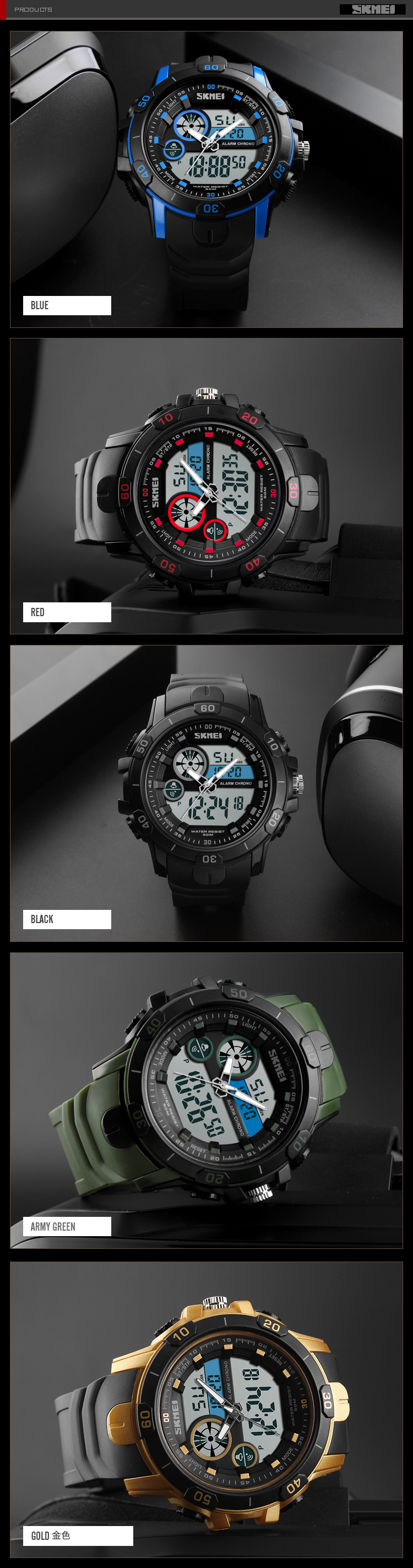 Alibaba China digital Men Sports Watch,Watches Made in China Prices