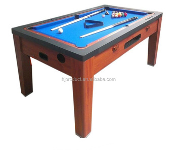 Classic 5 In 1 Multifunctional Game Table Combination Game Table