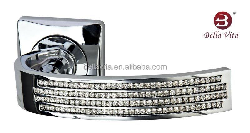 New Design Stainless Steel Diamond Door Handle   Buy Diamond Door Handle,Stainless  Steel Handle,Diamond Door Handle Product On Alibaba.com