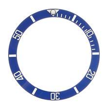 4 типа 38 мм черный синий зеленый керамический ободок вставка для 40 мм Submariner мужские часы Сменные аксессуары для часов Новинка(Китай)