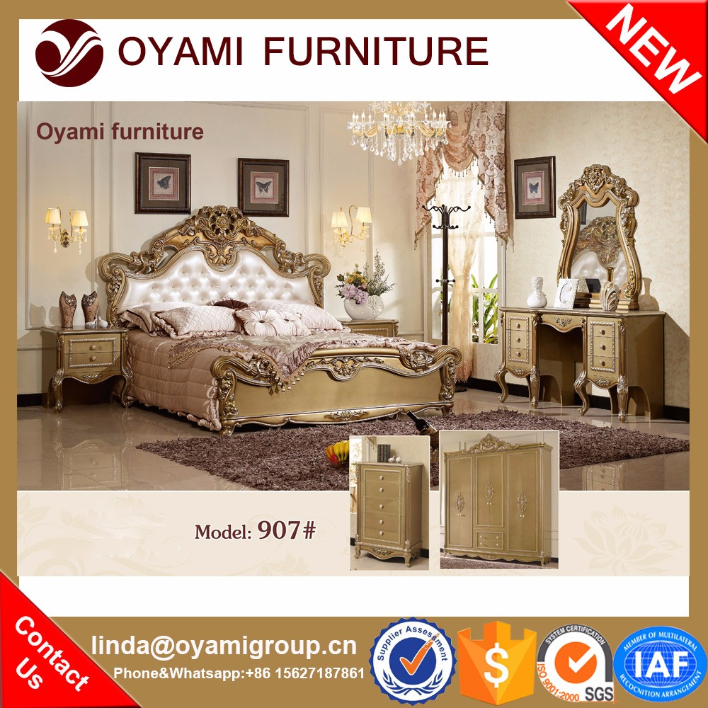 Best Place To Buy Bedroom Furniture: Oyami Best Sale Luxury Bedroom Furniture King Size