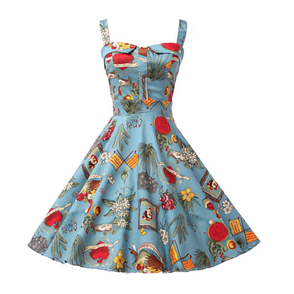 Online Get Cheap Rockabilly Clothing Aliexpress Com