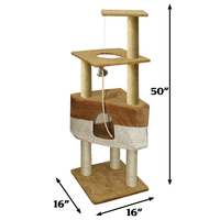 OEM awesome cat tree, sisal cat tree, inexpensive cat tree