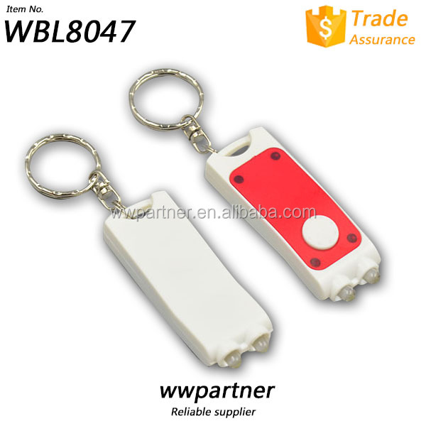 Gift Led Key Chain for Promotion with High Quality