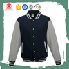 New Men's Personality Spell Color Baseball Clothing Slim Sweater Coat Jackets
