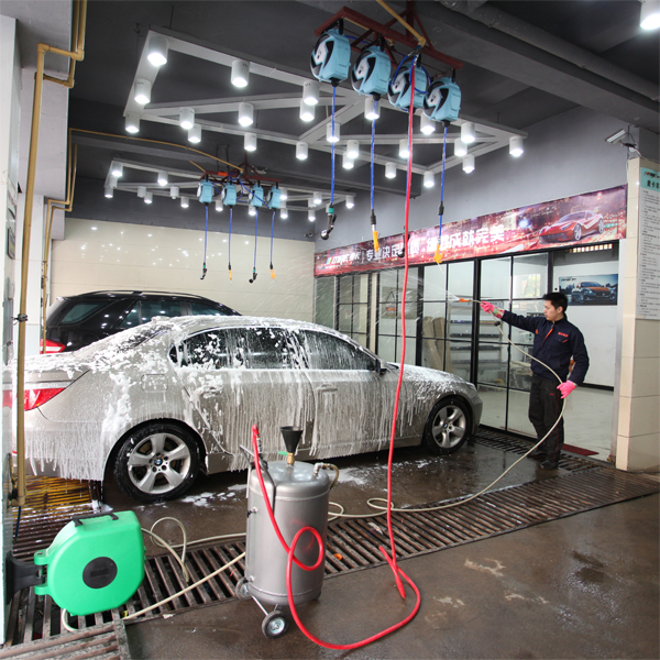diy tool 20m automatic water hose reel car washing machine buy car washing machine automatic. Black Bedroom Furniture Sets. Home Design Ideas