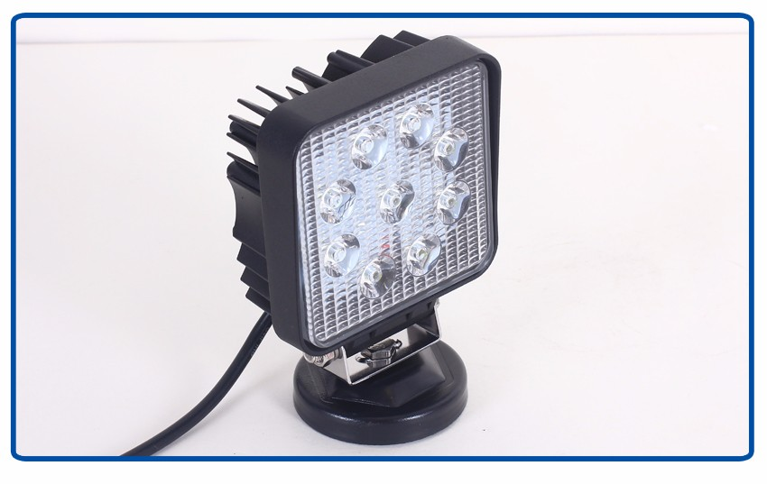 Spot Flood Work Light Off Road 27w LED Work Lamp