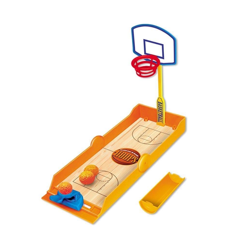 IRCtek Mini Basketball Shooting Game, Mini Desktop Table Basketball Games for children toys, Fun Sports Toy for kids Age 3+