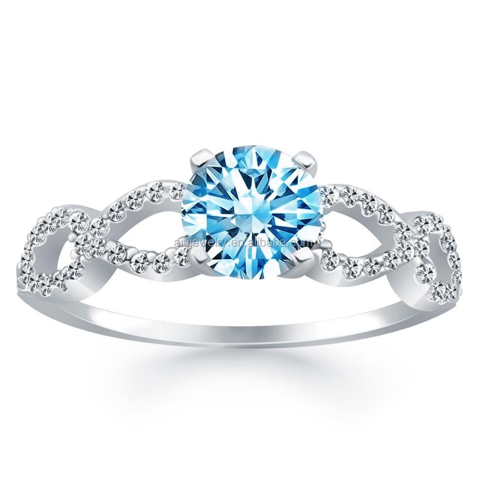 md majesty engagement ring radiant stone white cut gold prong accents diamond multi infinity with rad halo w bijoux o in round