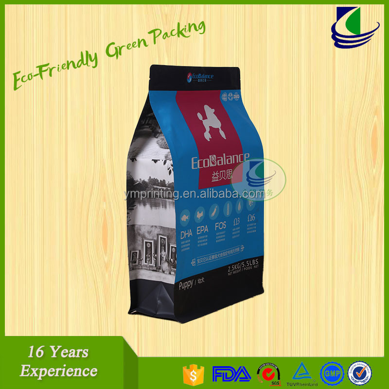 pet food/dog food packaging bag 5kg 10kg 20kg 25kg