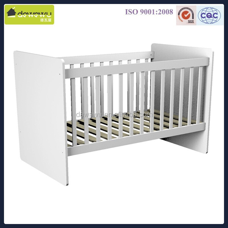 PB materials crib baby wooden bed