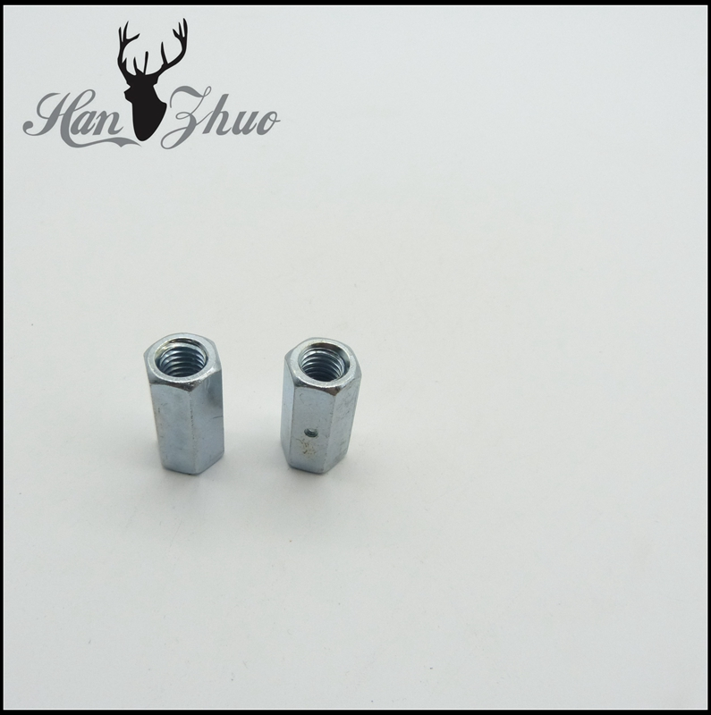 Factory Supply Different Types of Long Hex nut hex Coupling Nut