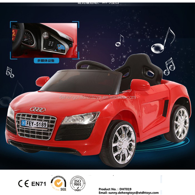 rechargeable electric car toykids cars toy automatic baby car