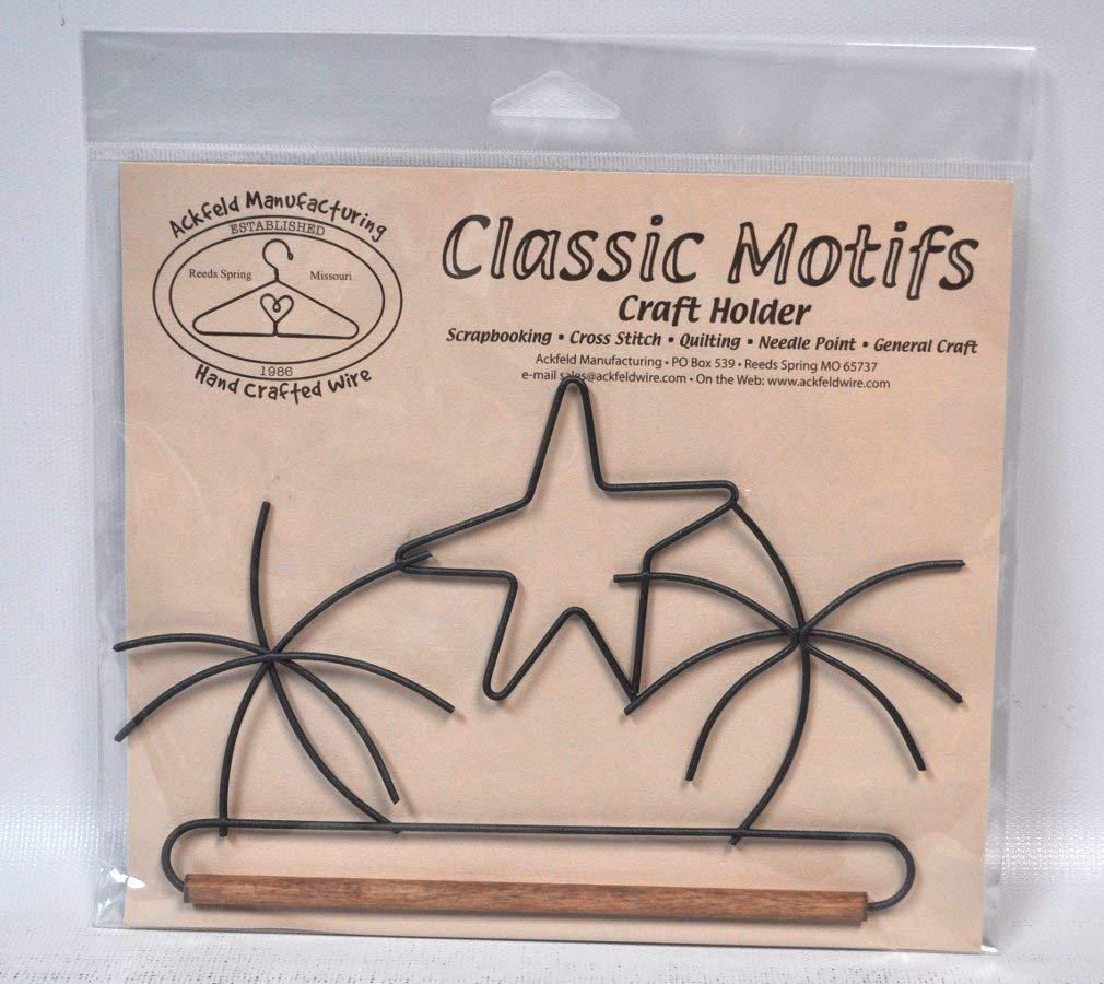 Classic Motifs 6 Inch Fireworks Craft Holder