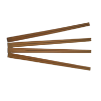 disposable sanitary carbonized tensoge bamboo chopstick 24cm for single use