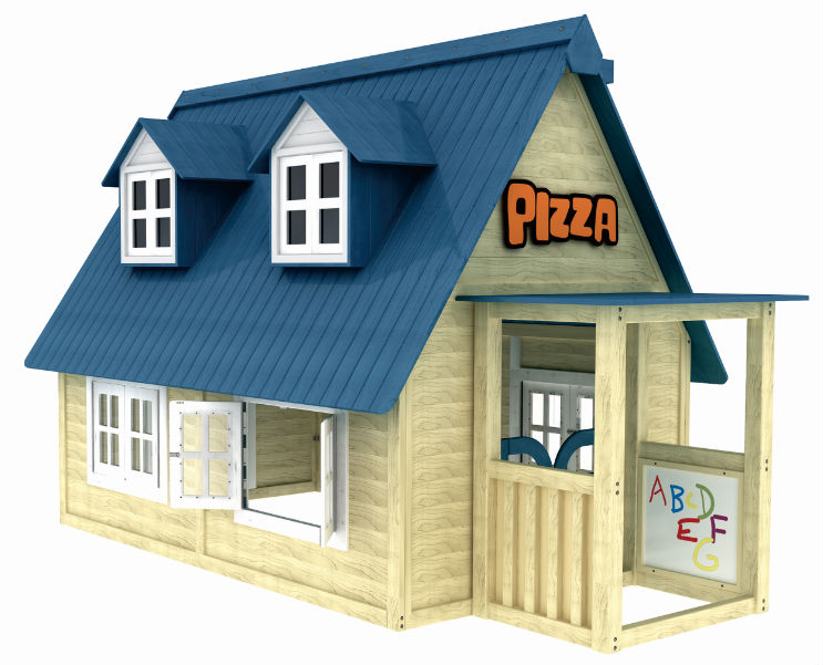 Voorkeur Goedkope Houten Speelhuisje Voor Kinderen/houten Speelhuisje #YN12